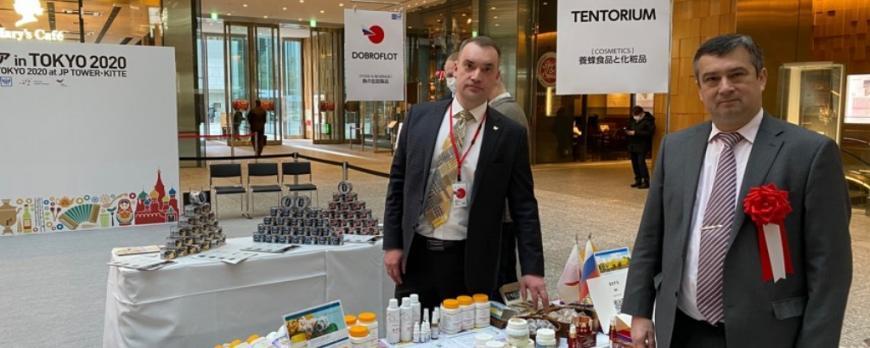 Япония готова импортировать продукцию ТЕНТОРИУМ®